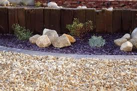 Piedras para jardín