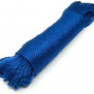 Cuerdas para tender ropa en tendederos de exterior