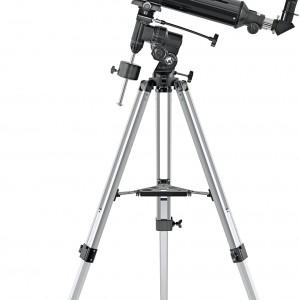 Telescopio refractor casero