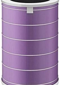Xiaomi Mi Air - Filtro purificador Antibacteriano, Color Morado