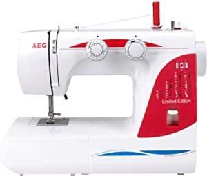 Maquina de Coser AEG-124